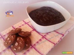 Crema di cioccolata fondente