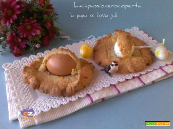 Lu pupu cu l'ovu, il pupo con l'uovo