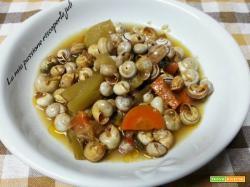 Lumache siciliane babbaluci