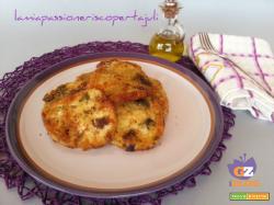 Melanzane impanate al forno impanate con olio di oliva exstravergine