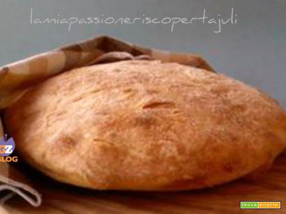 Pane con lievito madre, lievito, pane...