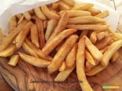 Patate fritte ricetta