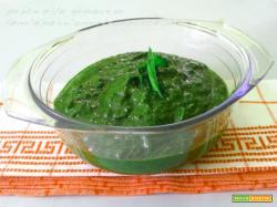 Pesto alla genovese con bimby.
