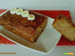 Plumcake alla banana, banana bread
