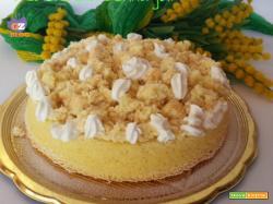 Torta mimosa festa della donna