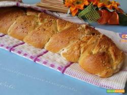 Treccia Pane, sesamo, Siciliano