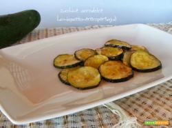 Zucchine fritte agrodolce