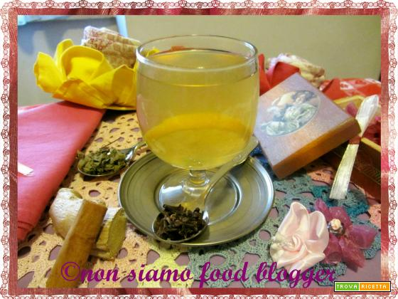 Tisana allo zenzero, cannella, chiodi di garofano e… un pizzico di origano