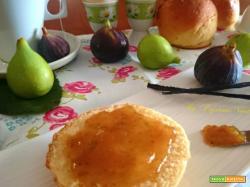 Marmellata di fichi e vaniglia