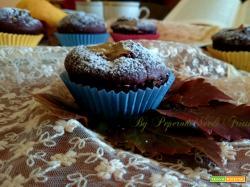 Muffin ciocco pere