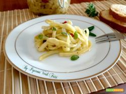 Zucchine croccanti sott'olio