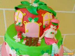 Torta Fragolina Dolcecuore