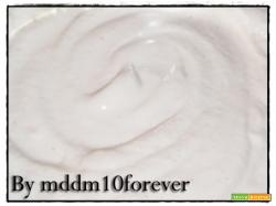 MOUSSE DI RICOTTA E YOGURT