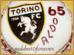 TORTA TORINO CALCIO