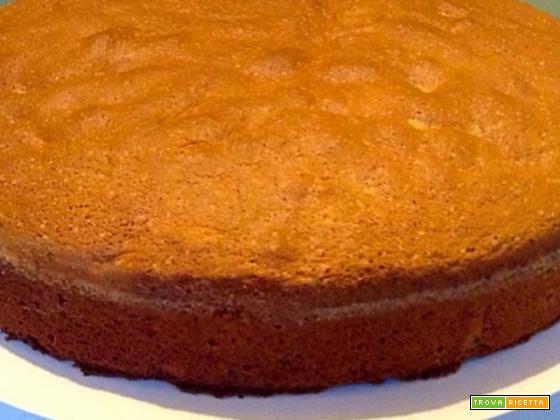 Ricetta Pan di Spagna con amarene e cacao