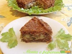 Ricetta torta di carne macinata ripiena
