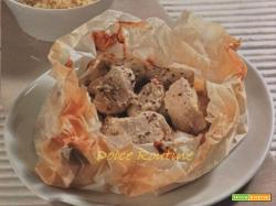 Petti di Pollo con Yogurt Senape e Cuscus