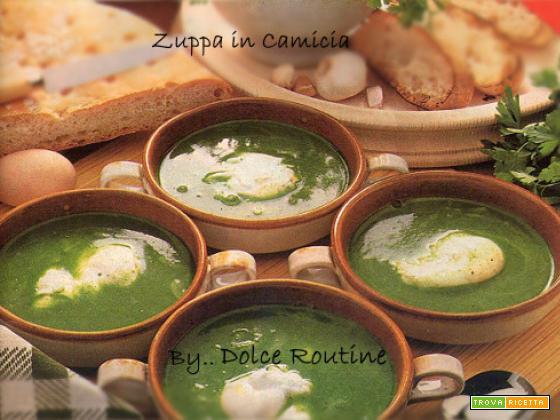 Zuppa Verde in Camicia