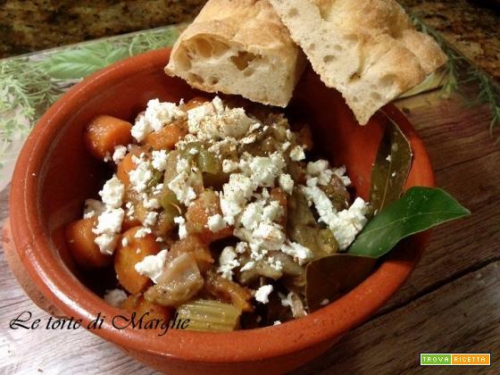 Agnello stufato alla greca ricetta greca