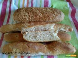 Baguette fatte in casa con poolish......