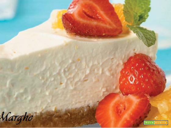 Cheesecake alla frutta con philadelphia.