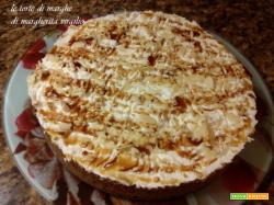 Cheesecake banana e caramello banoffee..