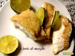 Ciambella al lime - Fresca delizia -....