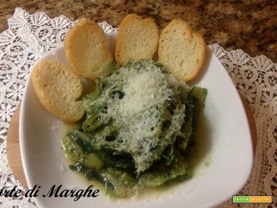 Cicoria catalogna al parmigiano ricetta.