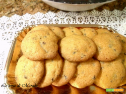 Cookies biscotti Americani la ricetta...