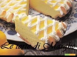 Crostata meringata al limone di sorrento