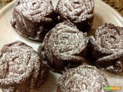 Cupcake mania al cioccolato ricetta.....