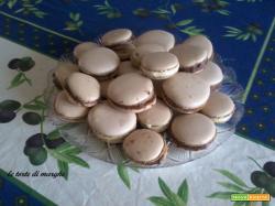Macarons dolcetti francesi ricetta......