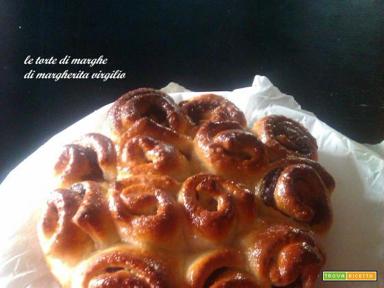 pan brioche di rose