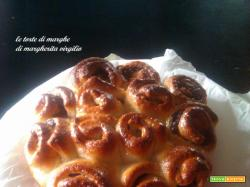 pan brioche di rose
