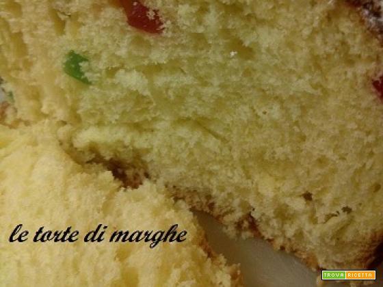 Panettone alla milanese con crema ricetta