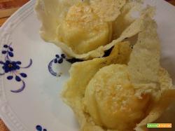 polenta al parmigiano