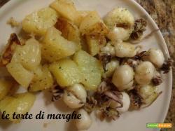Seppioline con patate ricetta facile ...