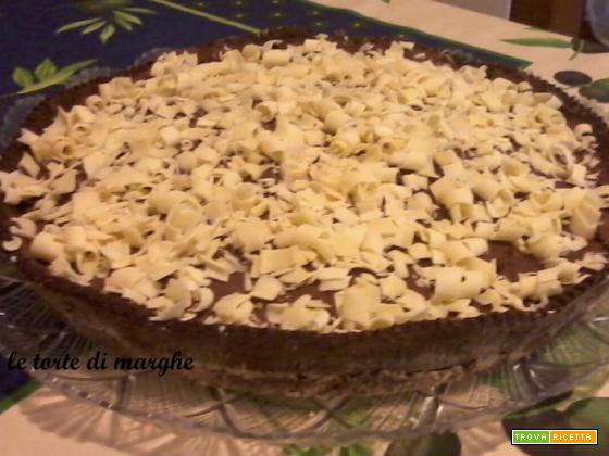 Torta ai 3 cioccolati ricetta