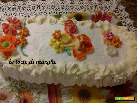 Torta Festa Della Mamma Ricetta Trovaricettacom