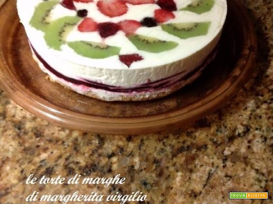 torta quadro d'autore