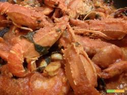 zuppa di aragoste