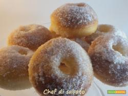 Ciambelle al forno con lievito naturale