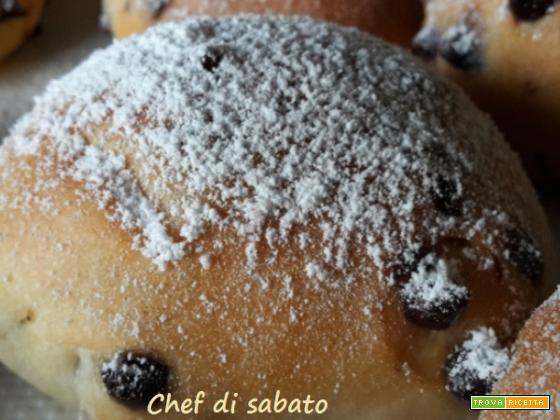 Pan gocciole con lievito naturale