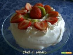 Torta pavlova