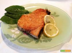 Bistecca di pesce spada