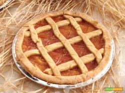 Crostata antica all'olio di oliva
