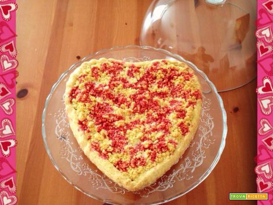 Pizza a pizzichi San Valentino special edition