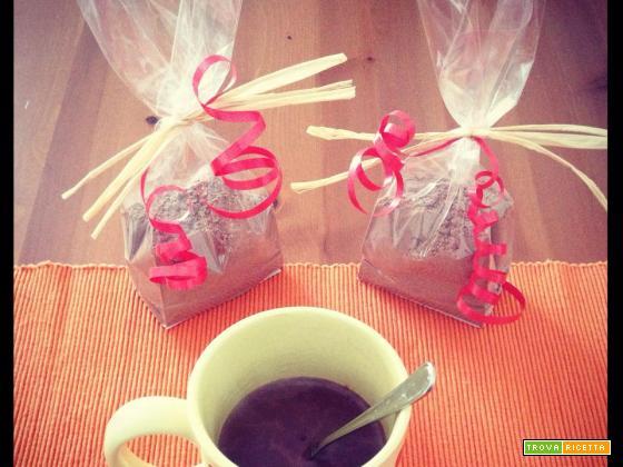 Preparato per cioccolata calda (con il Bimby)