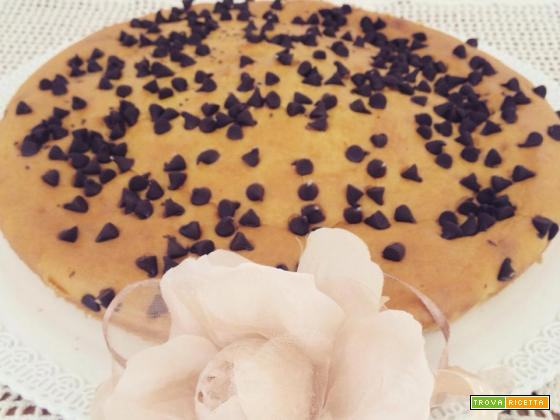 Torta ricotta e cioccolato (per diabetici)