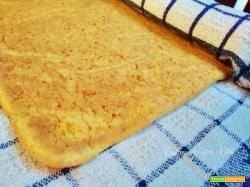 Pasta biscotto alle carote